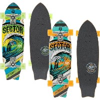 SECTOR 9 WAVEPARK Completelete SF157C セクターナイン スケートボード SECTOR NINE