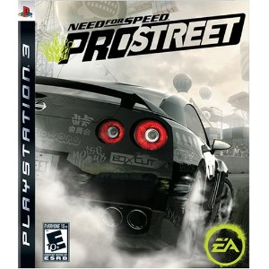 【Need for Speed: Prostreet (輸入版) - PS3】