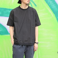 【differ:ディファー】DF007CTTYPEWRITER RIB PULL OVER【smtb-TK】