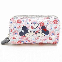 LeSportsac 6511-P935 RECTANGULAR COSMETIC ディズニー ポーチ GARDEN OF LOVE/ [並行輸入品]