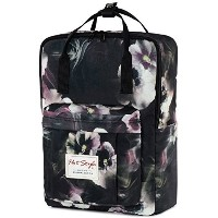 [アメリカ直送] Womens Floral Backpack Purse - HotStyle Bestie Waterproof Two-way Carry Diaper Bag (Color...