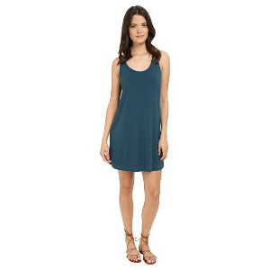 Splendid Rayon Jersey Cross Back Dress