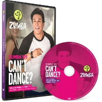 SALE OFF!新品DVD!Zumba 101 - Can't Dance! ズンバ