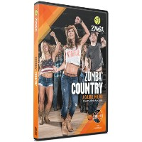 SALE OFF!新品DVD!Zumba Country: A Calorie Inferno! ズンバ