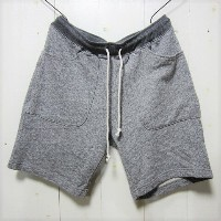 good on グッドオン [sweat shorts][french terry][metal]