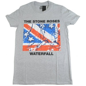 THE STONE ROSES ストーンローゼズ Waterfall Tシャツ