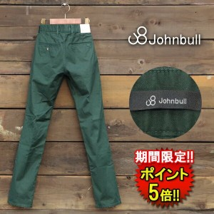 【Johnbull】NEW STRETCH CONFORT TROUSERS (11853-63) Men's  □ 05P01Oct16