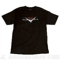 Fender Custom Shop Original Logo T-Shirt S size (Black)《Tシャツ》