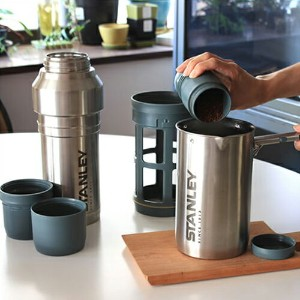 【STANLEY VACUUME COFFEE SYSTEM 1L】スタンレー クラシック バキューム フレンチプレス コーヒー ギフト■ 送料無料■ あす楽