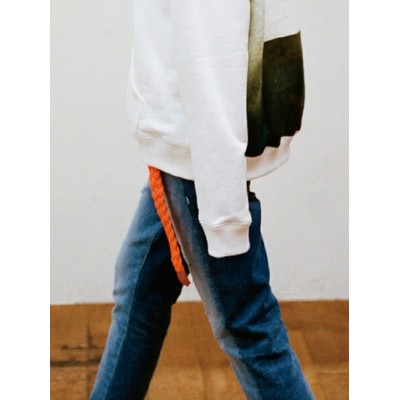 BAL REWORKED C5 TAPERED JEAN(DAMAGE) バル パンツ/ジーンズ【送料無料】
