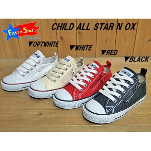♪CONVERSE CHILD ALL STAR N Z OX▼チャイルドオールスター N Z OX▼OPTWHITE(3CK550)・WHITE(3CK551)・RED(3CK552)・BLACK...
