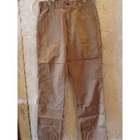 CAT'S PAW キャッツポウ/PAINTER PANTS KHAKI