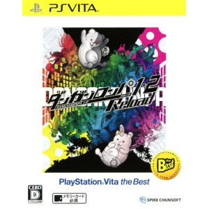【中古】ダンガンロンパ1・2 Reload PlayStation Vita the Best