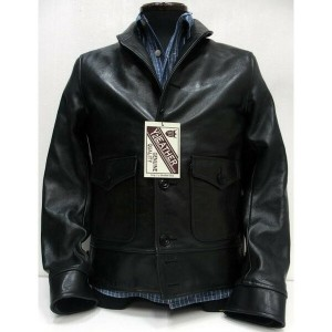 Y'2 Leather(ワイツーレザー)[Aniline Horse Cossack Jacket]コサックジャケット/ショールカラー/ホースハイド/馬革/日本製!
