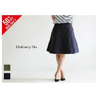 【ordinary fits / オーディナリーフィッツ】RANCH SKIRT / ランチ スカート (OL-K028)