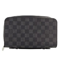 LOUIS VUITTON ルイヴィトン 財布 N41503 ダミエ・グラフィット ジッピーXL