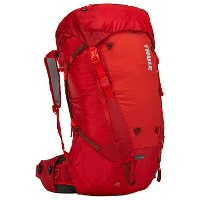 THULE(スーリー) Thule Versant 60L Womens Backpacking Pack Bing/レッド 211203女性用 レッド リュック バックパック バッグ...