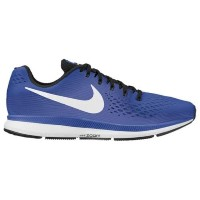 (取寄)Nike ナイキ メンズ エア ズーム ペガサス 34 Nike Men's Air Zoom Pegasus 34 Gamma Royal White Black