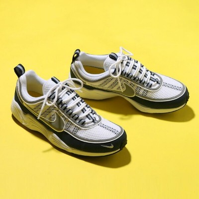 NIKE AIR ZOOM SPRDN(ナイキ エア ズーム スピリドン)(WHITE/SILVER-LIGHT MIDNIGHT)17SU-S