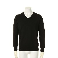 9200 by attack the mind 7 キュウセンニヒャク by アタックザマインドセブン Air Wool V Neck pullover Premium{-AFA}