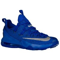 (取寄)Nike ナイキ メンズ レブロン 13 ロー Nike Men's LeBron XIII Low Game Royal Metallic Silver Black