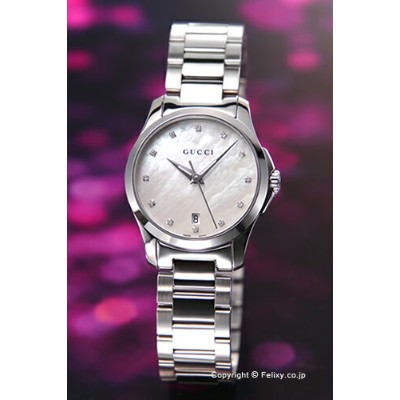 グッチ GUCCI 腕時計 G-Timeless Collection YA126542