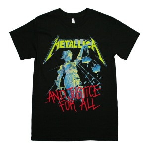 Metallica / ...And Justice For All Tee 2 (Black)