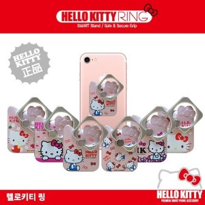 ★正規品★Authentic★Hello Kitty Smart Ring★Smart phone / Samsung / Apple / LG / Xiaomi Accessories /...
