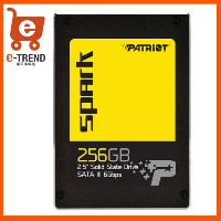 PATRIOT Spark Solid State Drives PSK256GS25SSDR [SSD 2.5インチ 256GB SATA6Gb/s 7mm TLC]