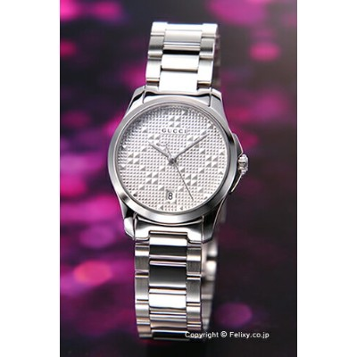 グッチ GUCCI 腕時計 G-Timeless Collection YA126551