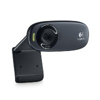 Logitech HD Webcam C310 - Web camera - color - 1280 x 720 - audio - USB 2.0