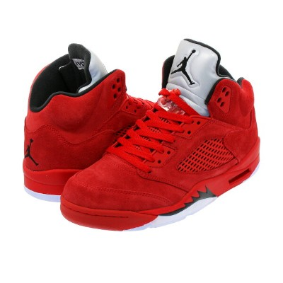 NIKE AIR JORDAN 5 RETRO 【RED SUEDE】 ナイキ エア ジョーダン 5 レトロ UNIVERSITY RED/BLACK/UNIVERSITY RED 136027...