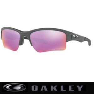 オークリー QUARTER JACKET (YOUTH FIT) PRIZM GOLF サングラス OO9200-1961 ジュニア用 Steel/Prizm Golf【Oakley...