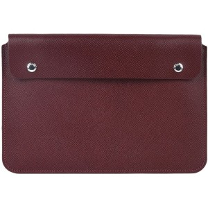 ユニセックス THE CAMBRIDGE SATCHEL COMPANY iPad Air Case カバー&ケース ボルドー