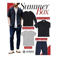 [Rakuten BRAND AVENUE]【SALE/40%OFF】SUMMER BOX 2017 ナノユニバース その他【RBA_S】【RBA_E】【送料無料】