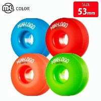 POWELL パウエル ウィール WHEEL MINILOGO C-CUT COLOR 52mm PWW094 スケートボード SKATEBOARD