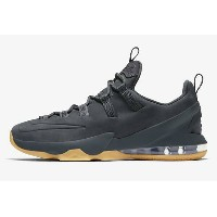 "Nike LeBron XIII 13 Low Premium""Anthracite""メンズ Anthracite/Anthracite ナイキ バッシュ レブロン・ジェームス ローカット"