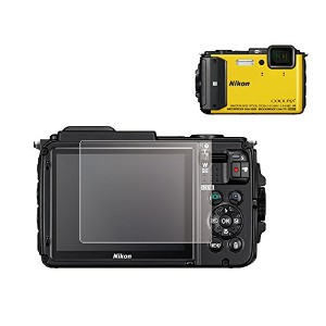 MS factory Nikon COOLPIX AW130 用 液晶保護 フィルム 反射低減 アンチグレア クールピックス ニコン fiel.D MXPF-coolpix-130-AG