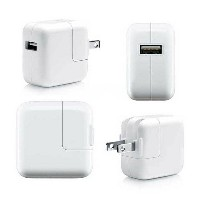 【新品】未使用 アップル【純正品】Apple 12W USB Power Adapter電源アダプタiPad Retina iPad mini iPad Air iPhone等 DC5.2V 2...