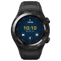 【送料無料】HUAWEI スポーツスマートウォッチ HUAWEI WATCH 2 Carbon Black WATCH2/SPORT/NON-4G/CB [WATCH2SPORTNON4GCB]