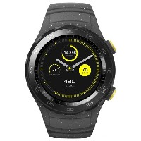 【送料無料】HUAWEI スポーツスマートウォッチ HUAWEI WATCH 2 Concrete Grey WATCH2/SPORT/NON-4G/CG [WATCH2SPORTNON4GCG]