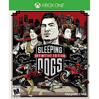 Sleeping Dogs: Definitive Edition (輸入版:北米) - XboxOne