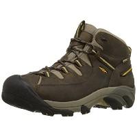 [キーン] KEEN MEN TARGHEE 2 MID 1002375 Black Olive/Yellow (Black Olive/Yellow/8)