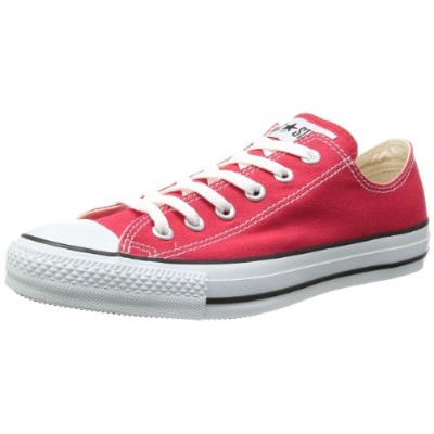 [コンバース] CONVERSE CANVAS ALL STAR OX  RED (レッド/US4(23cm))