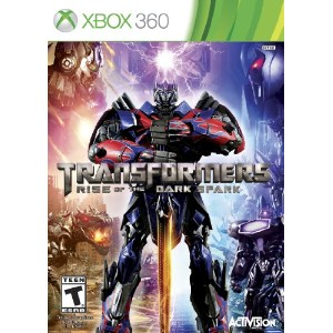 Transformers Rise of the Dark Spark (輸入版:北米) - Xbox360