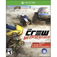The Crew Wild Run Edition (輸入版:北米) - XboxOne