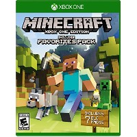 Minecraft Xbox One Edition Favorites Pack (輸入版:北米) - XboxOne