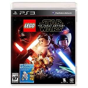 LEGO Star Wars The Force Awakens (輸入版:北米) - PS3