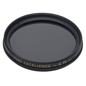 Cokin PLフィルター pure excellence C-PL 37mm 真ちゅう枠 コントラスト上昇・反射除去用 100143