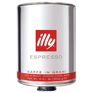 illy(イリー) エスプレッソ豆 ダークロースト 3kg